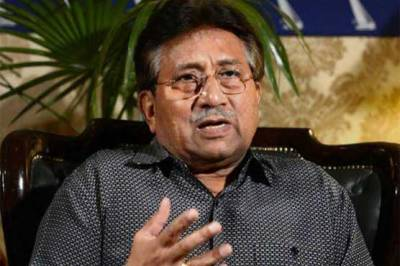 Asif Zardari had contacts with Afghanistan establishment : Pervaiz Musharaf