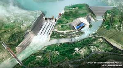 China races to complete Karot Hydropower Project ahead of schedule