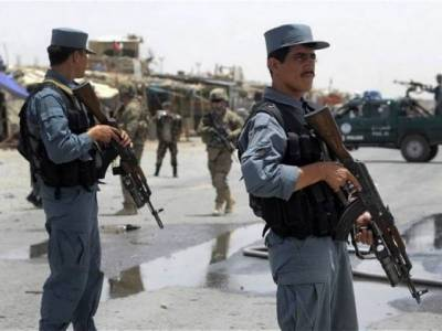 Five Afghanistan Police officers killed by Afghan Taliban