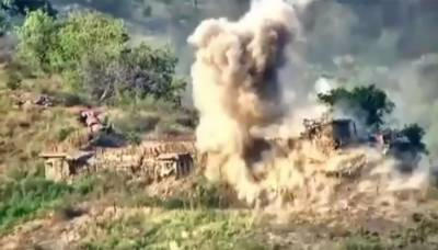 Indian BSF shelling martyrs four Pakistanis, Rangers destroy posts in retaliation