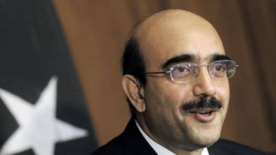 Kashmiris determined to secure their self-determination right: Masood Khan