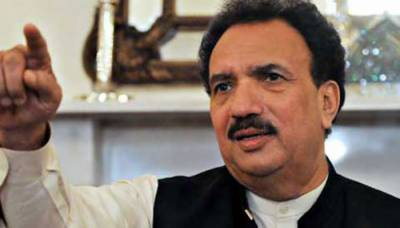 Rehman Malik strongly reacts to Imran criticism of Asif Ali Zardari