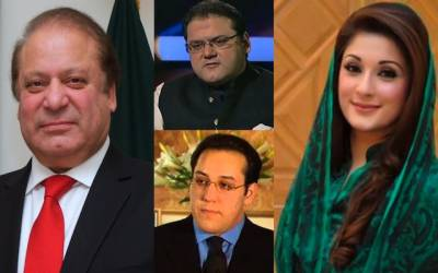 Sharif family in serious trouble