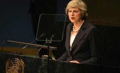 Theresa May recognises Pakistan role in war on terrorism in her UN speech