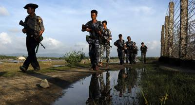 Why China is supporting Myanmar government in crisis