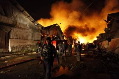 Bomb blast near mosque in Myanmar Rakhine state