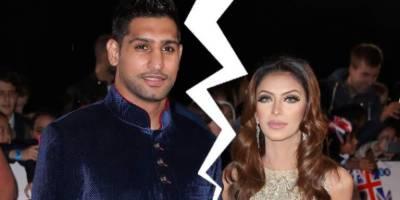 Boxer Amir Khan reacts to the Faryal Makhdoom apology