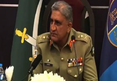 British High Commissioner calls on COAS General Qamar Bajwa