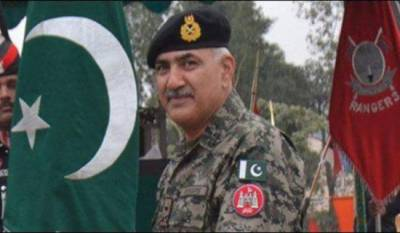 DG Punjab Rangers visits LoC, asks for befitting response to Indian BSF fire