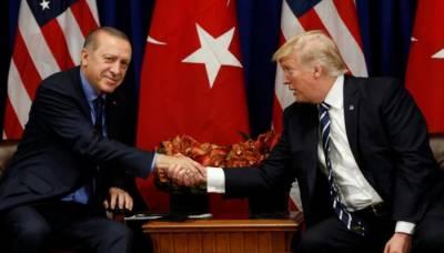 Donald Trump praises Tayyip Erdogan, calls him a friend