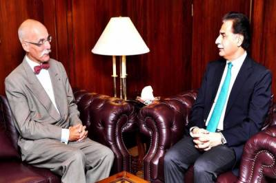 EU reiterates strategic partnership with Pakistan