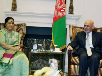 India to construct 116 projects in 31 districts of Afghanistan