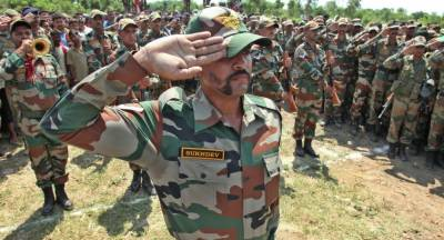 Indian Army barred from taking foreign sponsored courses