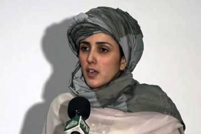 MNA Ayesha Gulalai pokes nose in Benazir Bhutto murder case