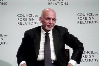 Pakistan and Taliban are responsible for chaos in Afghanistan: Ashraf Ghani