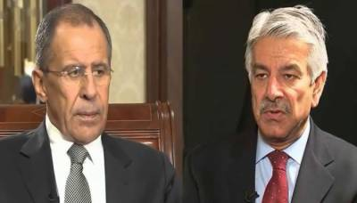 Russia desires to strengthen ties with Pakistan, invites Foreign Minster for Russia visit: Lavrov
