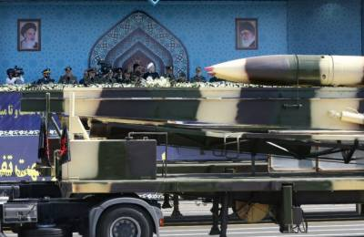Iran successfully test fires new long range ballistic missile