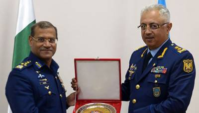 PAF Chief vows to help Azerbaijan at the time of difficulty