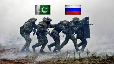 Pakistan Army contigent lands in Russia as Moscow rejects Indian reservations over joint military games