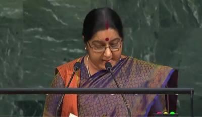 Pakistan is export factory of terrorism, India at UN