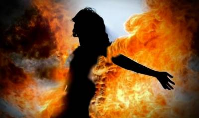 Another Indian woman burnt alive in Rajasthan
