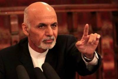 Ashraf Ghani begging foreign support cannot save Afghanistan