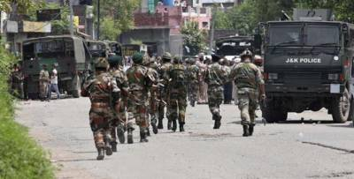 Chinese weapons are being used by militants in occupied Kashmir: Jammu Police