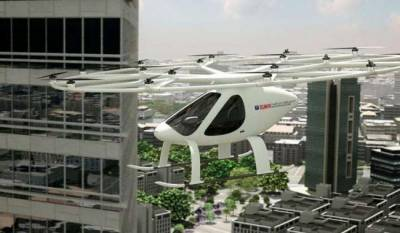 Dubai successfully test launches Hover Taxi Service