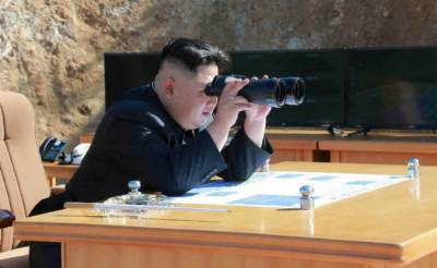 North Korea mulls option of shooting down US Bombers even out of it's airspace