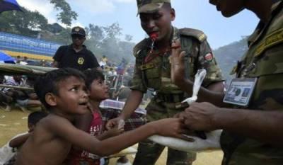 Turkey accuses Myanmar Army of Buddhist terror against Rohingya Muslims