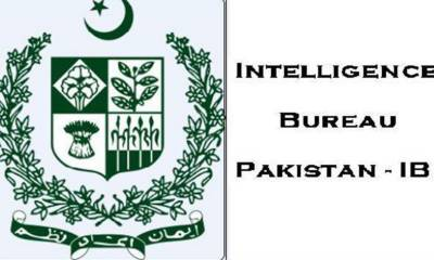 IB officials have links with Foreign Spy agencies, startling revelations surface