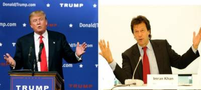 Imran Khan lashes out at Donald Trump over Drone Strikes, non negotiations with Afghan Taliban