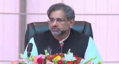 PM Shahid Khaqan chairs 13 points federal cabinet meeting
