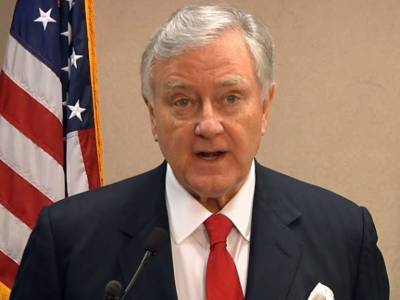 US-India should conduct pre emptive strike in Pakistan to destroy nuclear sites: Larry Pressler