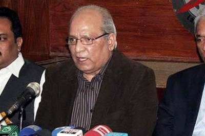 Fake cases pleading in accountability courts against Ex-PM: Mushahidullah