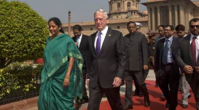 China raises concern over emerging US-India defence ties