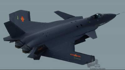 China's J-20 Stealth Fighter officially commissioned in PLA Airforce