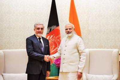 India - Afghanistan reaffirm strategic partnership