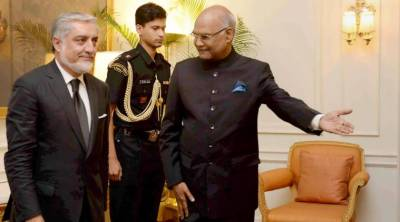 India - Afghanistan sign pact over Police training