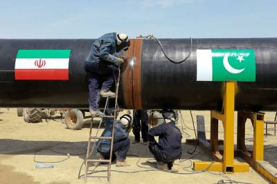 Iran - China convey grave concerns with Pakistan over shelving IP gas pipeline project