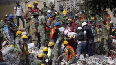 Mexico quake death toll hits 337