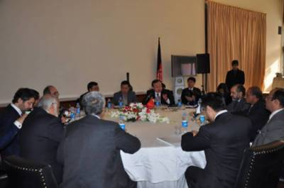 Pakistan China Afghanistan security dialogue held in Kabul, next round in Islamabad