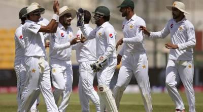 Pakistan Vs Srilanka 1st test match day one scorecard