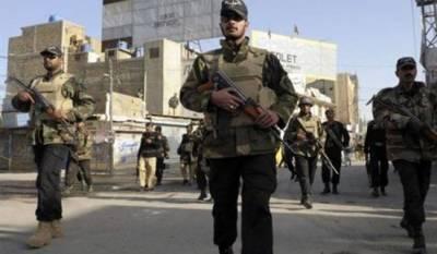 Explosive laden vehicle seized, prepared for Muharram 10 processions attack