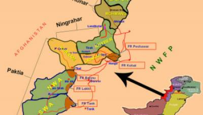 Historic step taken on FATA merger with KP