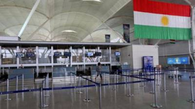 Iraq cuts Kurdistan from outside world as last flight departs