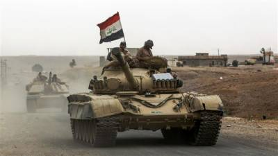 Iraqi Army moves to take control of breakaway Kurdistan borders