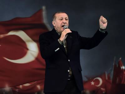 Israel Intelligence agency behind Kurdistan independence: Erdogan
