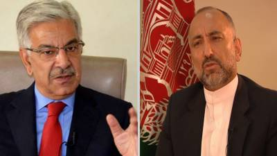 Pakistan - Afghanistan discuss swap of arrested terrorists: Afghan NSA