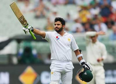 Pakistan's Azhar Ali makes historic record